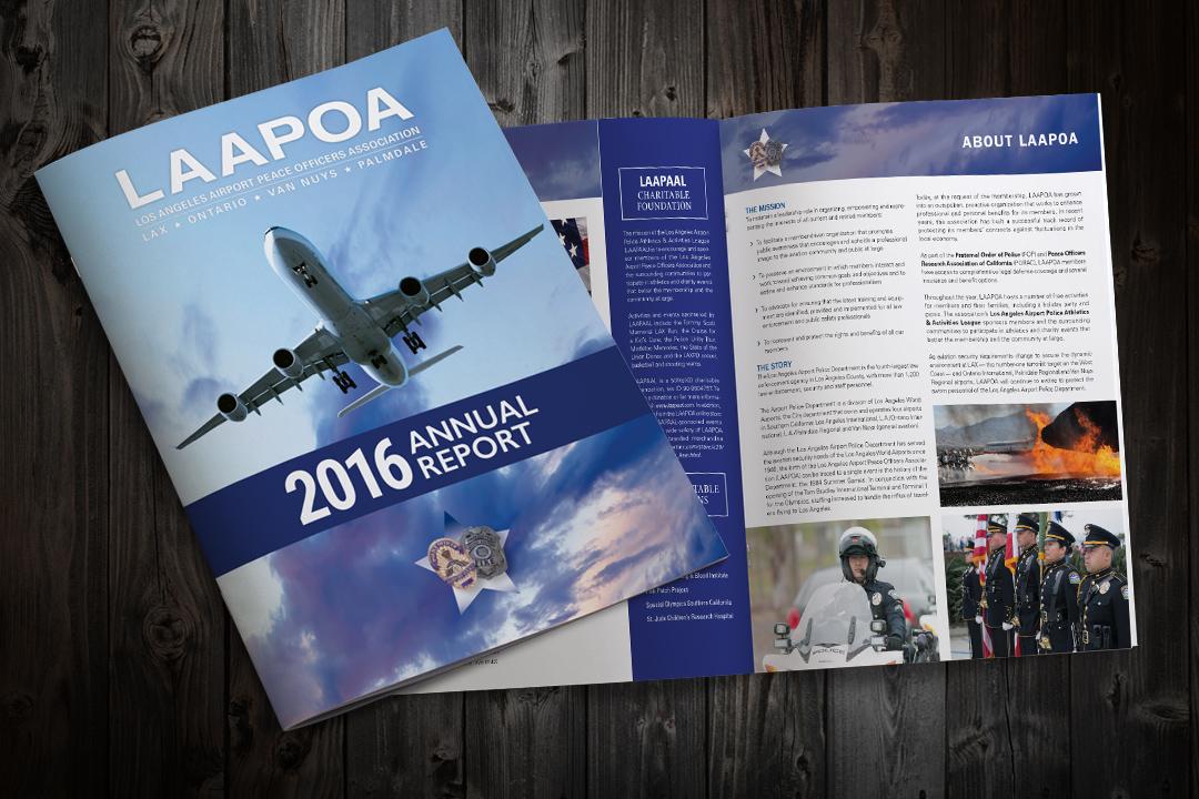 LAAPOA Annual Report