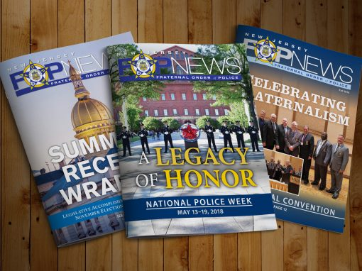 New Jersey FOP News