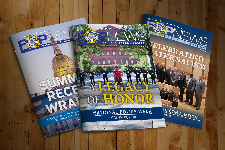 New Jersey FOP News