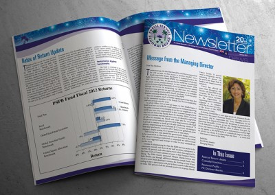 Public Service Pensions Board Newsletter