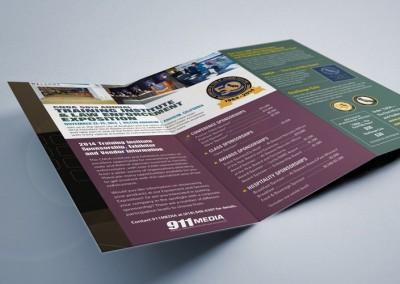 CNOA Conference Tri-fold Brochure