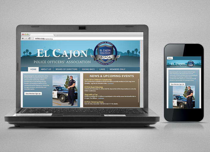 El Cajon Police Officers' Association
