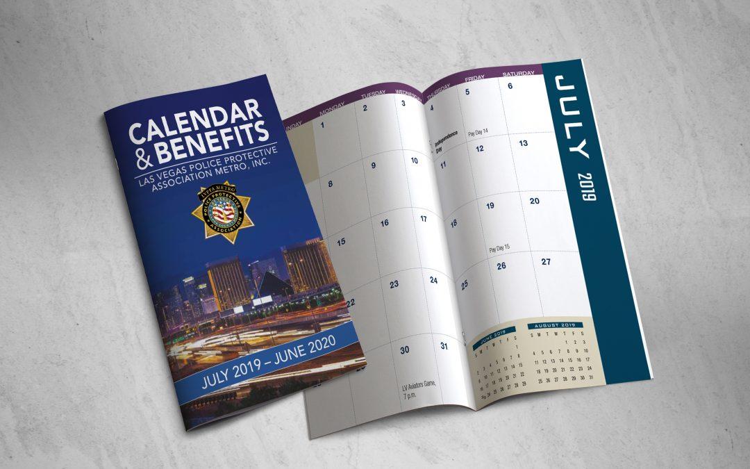 LVPPA Calendar and Benefits Book