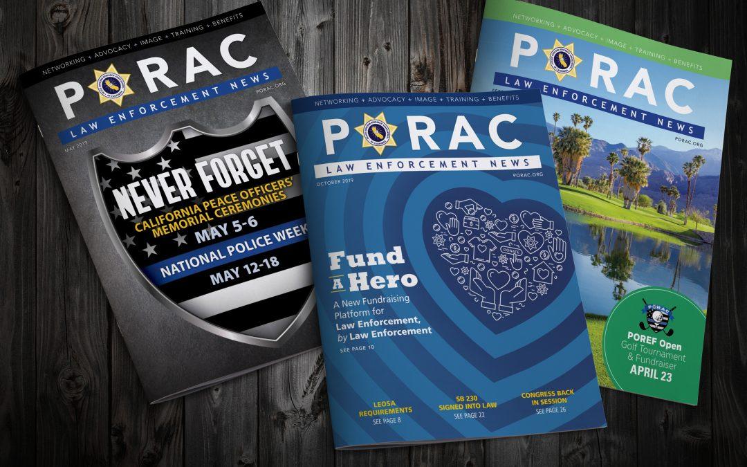 PORAC Law Enforcement News