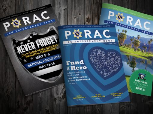 PORAC Law Enforcement News